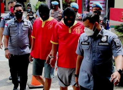 Polisi Amankan Sabu Dibungkus Teh China dari Malaysia Senilai Rp 760 Juta
