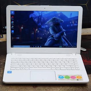 Jual ASUS X441S Intel Celeron N3060 Second Malang