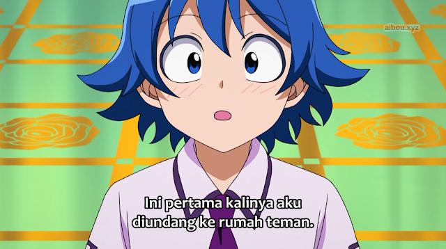 Mairimashita! Iruma-kun! S2 Episode 19 Subtitle Indonesia