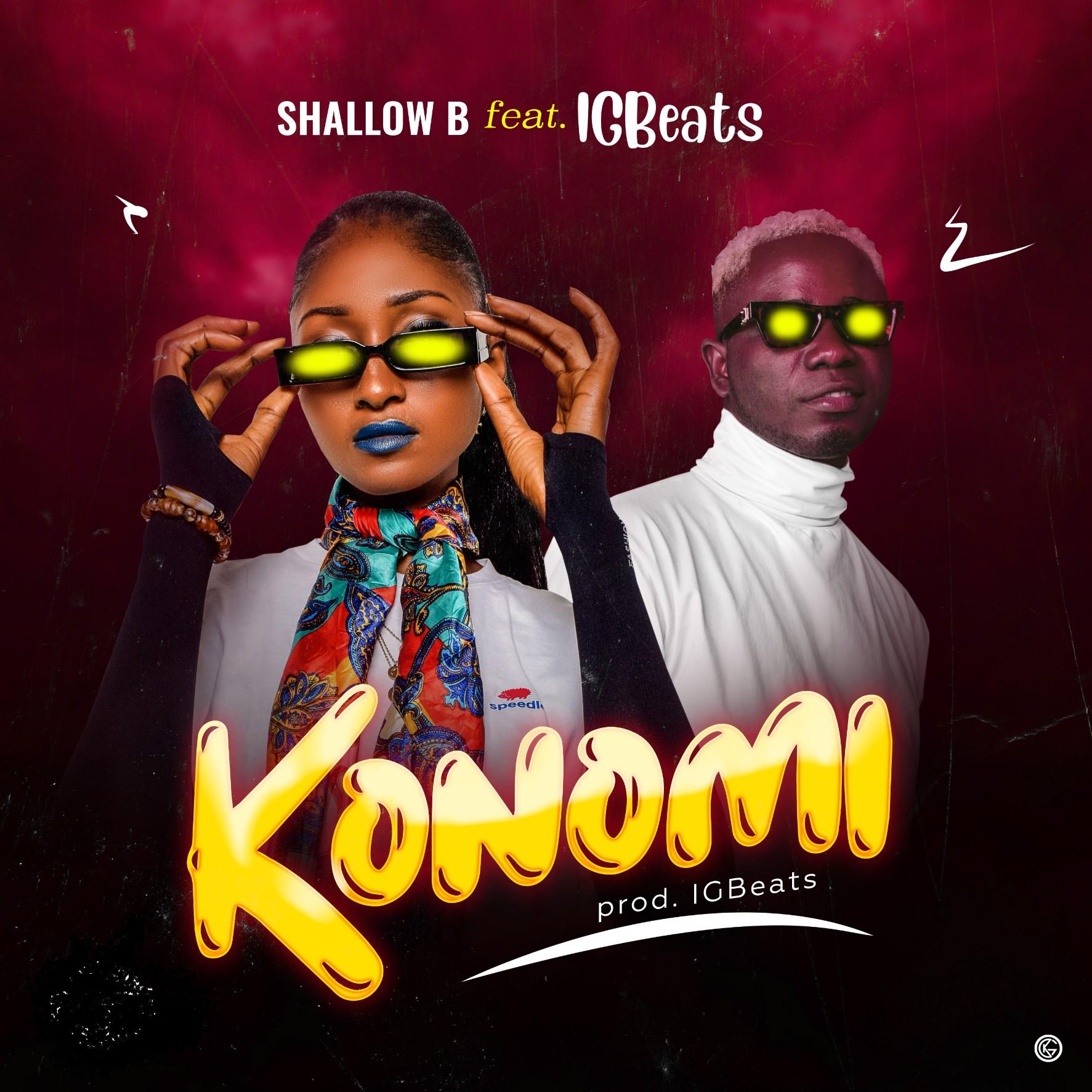 [music] Shallow B ft. IGBeats - Konomi (prod. by IGBeats)#hypebenue