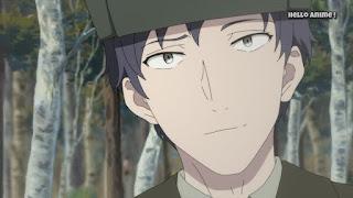 月とライカと吸血姫 第3話   ミハイル・ヤシン Mikahil Yashin CV.日野聡   Tsuki to Laika to Nosferatu