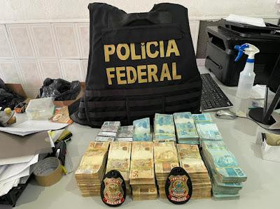 Polícia Federal deflagra segunda fase da Operação SOS para investigar desvios na Saúde.