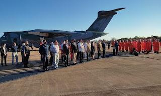 Brasil envia ajuda humanitária ao Haiti