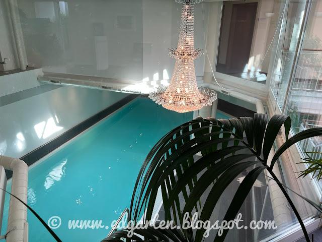 Pool Hotel Saanenmöser