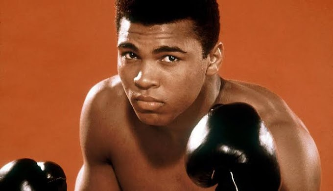 Rare drawings by boxing legend Muhammad Ali sell for nearly $1m