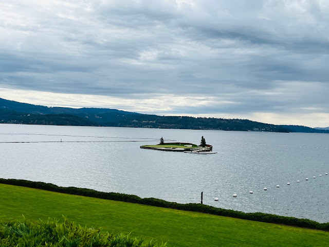 Review: Preferred Hotels Elite Upgrades and Benefits at The Coeur d'Alene Resort in Idaho