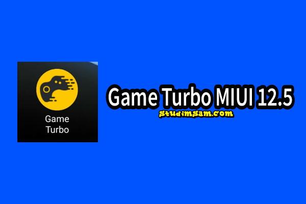 game turbo miui 12.5
