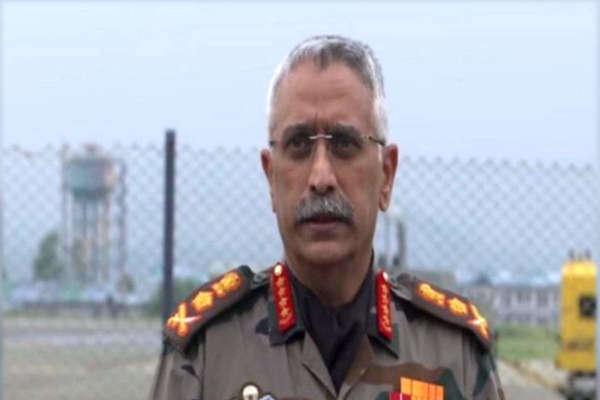 जम्मू में सेना प्रमुख; पुंछ मुठभेड़ में आतंकियों की तलाश जारी