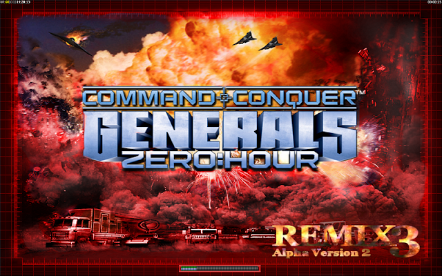 Generals Zero Hour Remix 3
