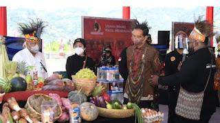 Kehadiran Papua Youth Creative Hub, Presiden Harapkan Jadi Motor Penggerak Pengembangan Talenta.