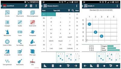 aplikasi chord gitar di android