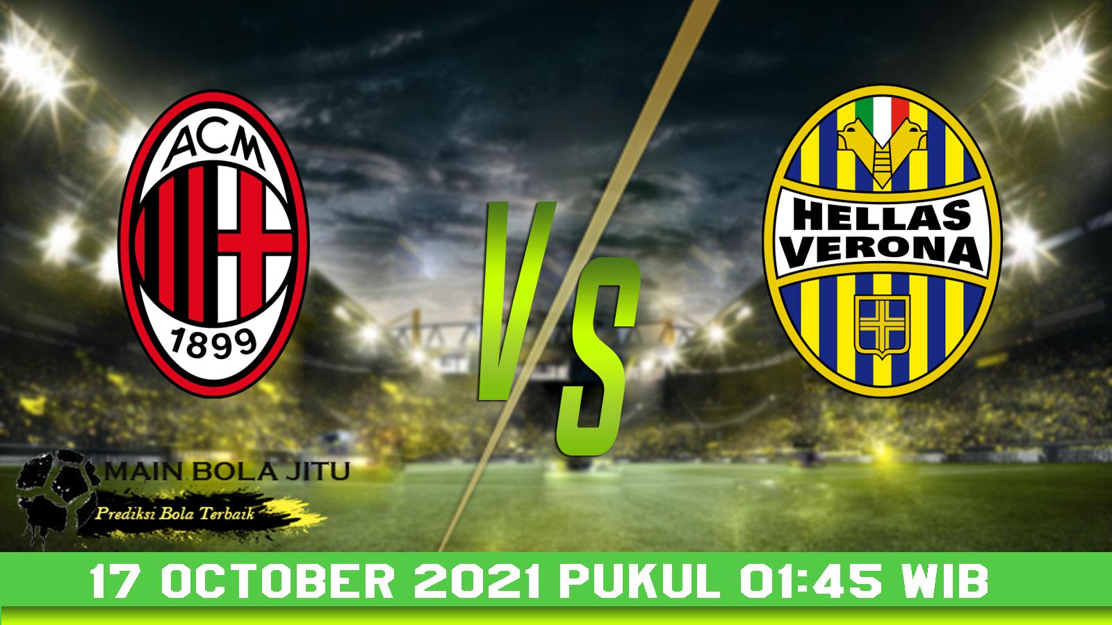 Prediksi Bola AC Milan Vs Hellas Verona
