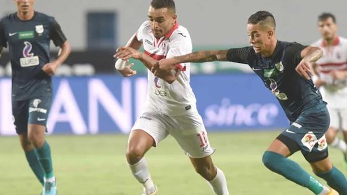 مشاهدة مباراة الزمالك وانبي بث مباشر اليوم 26/10/2021 الدوري المصري