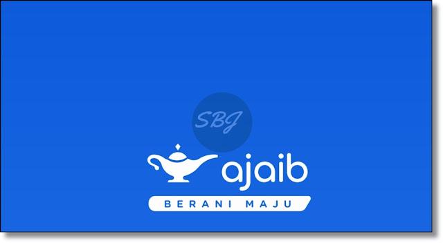 logo aplikasi investasi online ajaib