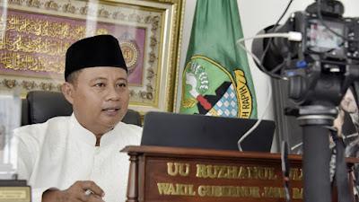 Kompetisi Inovasi Jawa Barat 2021, Wagub: Akselerasi Visi Jabar Juara Lahir Batin