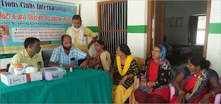 डायबिटीज में बढ़ जाता है हृदय रोग का खतराः लायंस क्लब  | #NayaSaberaNetwork