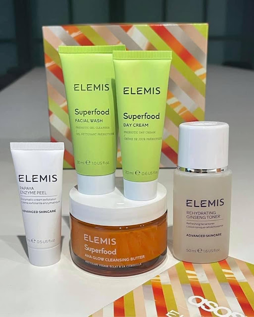 Asos x Elemis Beauty Box