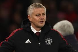 Man United manager Solskjaer play down resignation