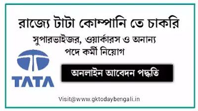 Tata Metaliks Kharagpur Vacancy