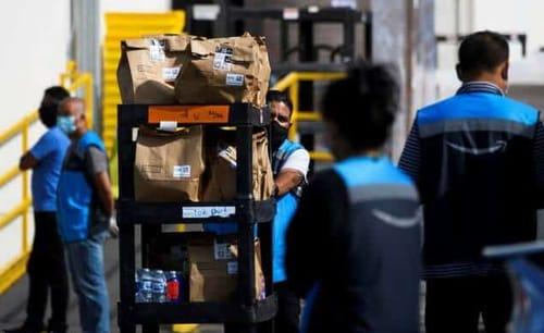 Amazon enjoys the usual tax breaks