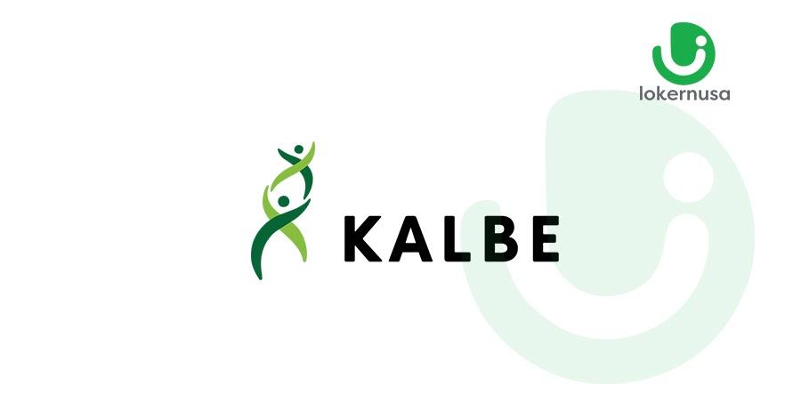 Lowongan Kerja Medis PT Kalbe Farma