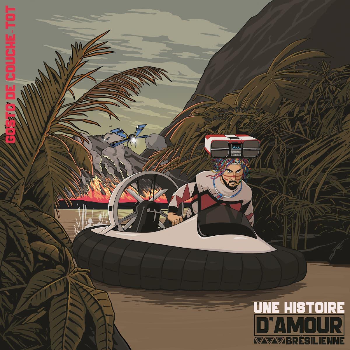 Le Commandant Couche-Tôt - Chapter II - 'Une histoire brésilienne' | EP Ankündigung und erste Single mit Omar Lye-Fook