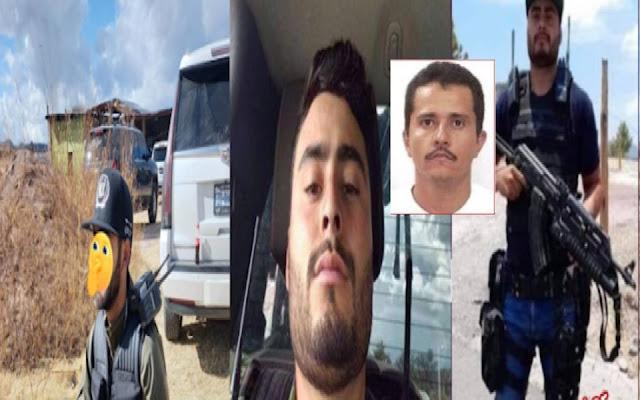 Sicario de El Cártel de Sinaloa se burla de El Mencho y Sicarios de El CJNG le dan piso