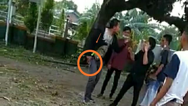 Oknum Polisi di Lombok jadi 'Debt Collector', Tagih Utang dan Ancam Nasabah dengan Pistol Mainan