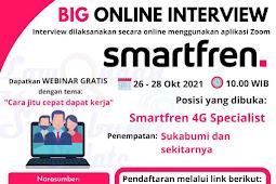 SMARTFREN BIG ONLINE INTERVIEW!