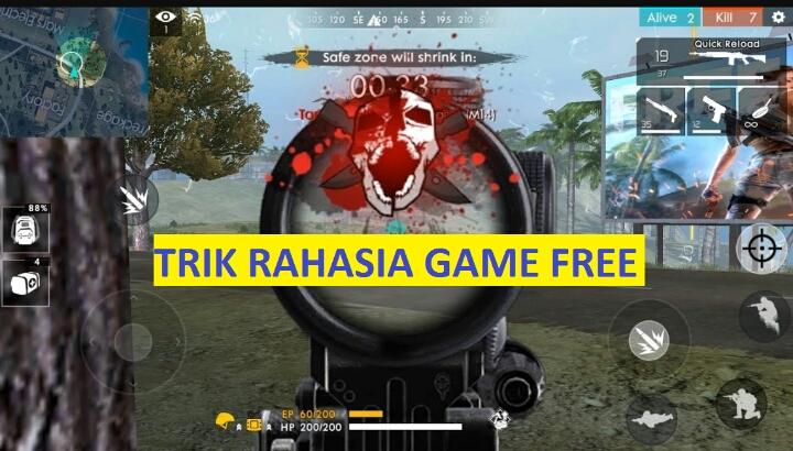 Rahasia game free fire