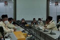 Dewan Terima Audiensi PBG, Ketua Komisi I Berkilah Belum Dapat Salinan Sah Organisasi PBG