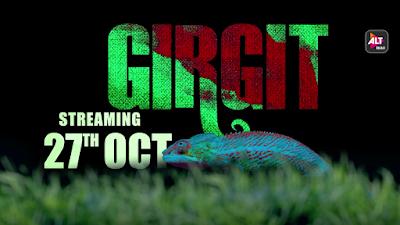 Girgit Altbalaji Web Series Cast, Release Date, Story line & How To Watch Online?