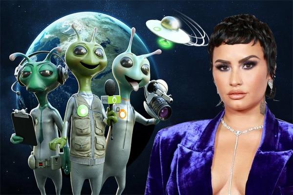 Demi Lovato: decir que los extraterrestres son «aliens» es despectivo