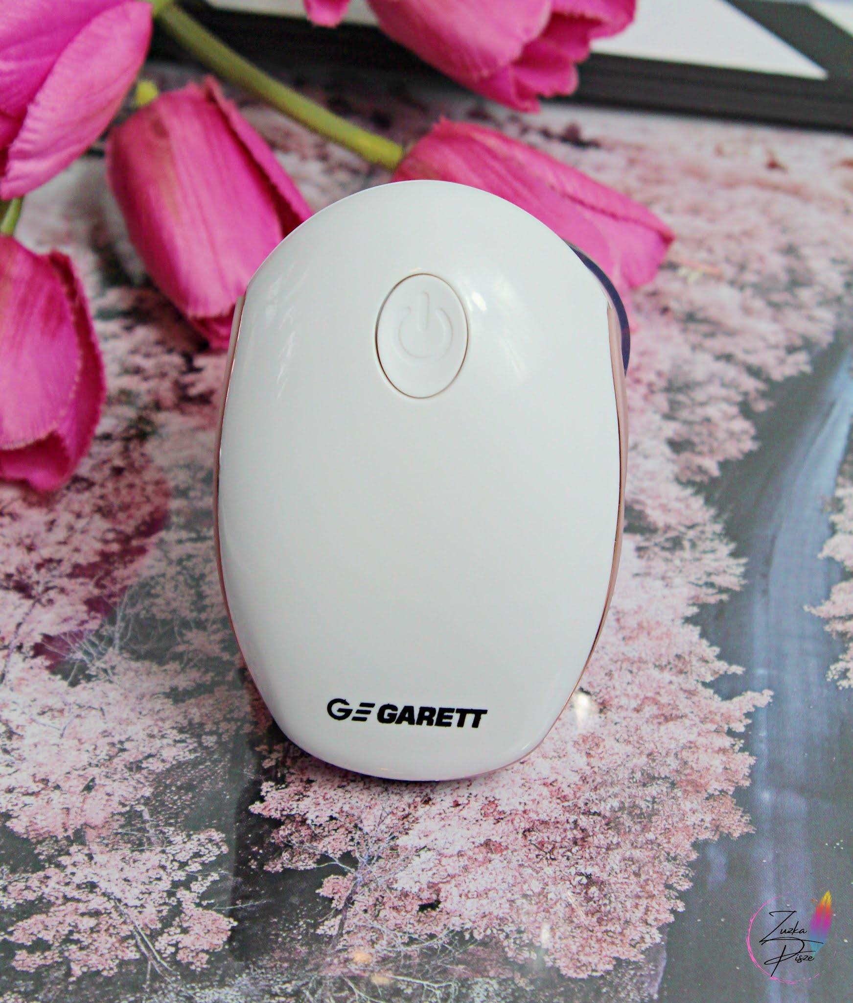 Golarka do ciała Garett Beauty Shine - recenzja + 20% kod rabatowy