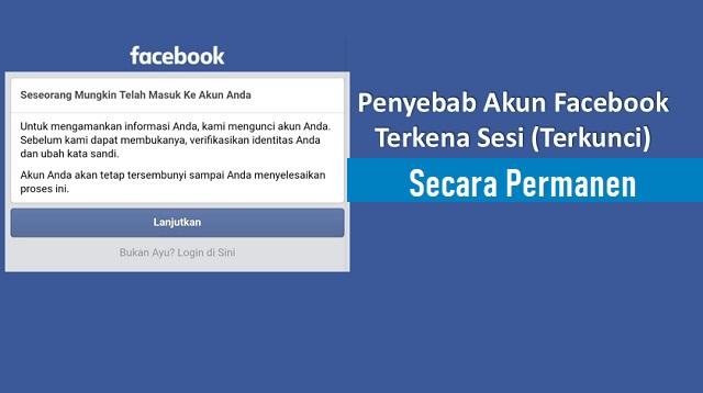 Cara Mengembalikan FB yang Sudah Dihapus Permanen
