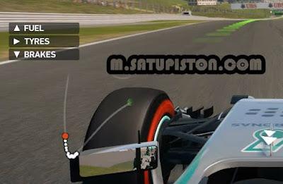 Cara Mengganti Jenis Ban di Pit Stop F1 2014 PC   How to Change Tire Type on Pit Stop F1 2014 PC