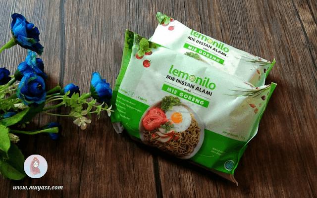 (Review) Lemonilo Mie Instan Alami, Solusi Makan Mie Instan Tanpa Rasa Bersalah