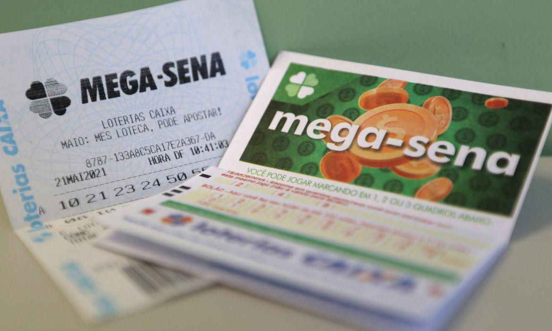Mega-Sena acumula e pagará R$ 6,5 milhões no dia 13