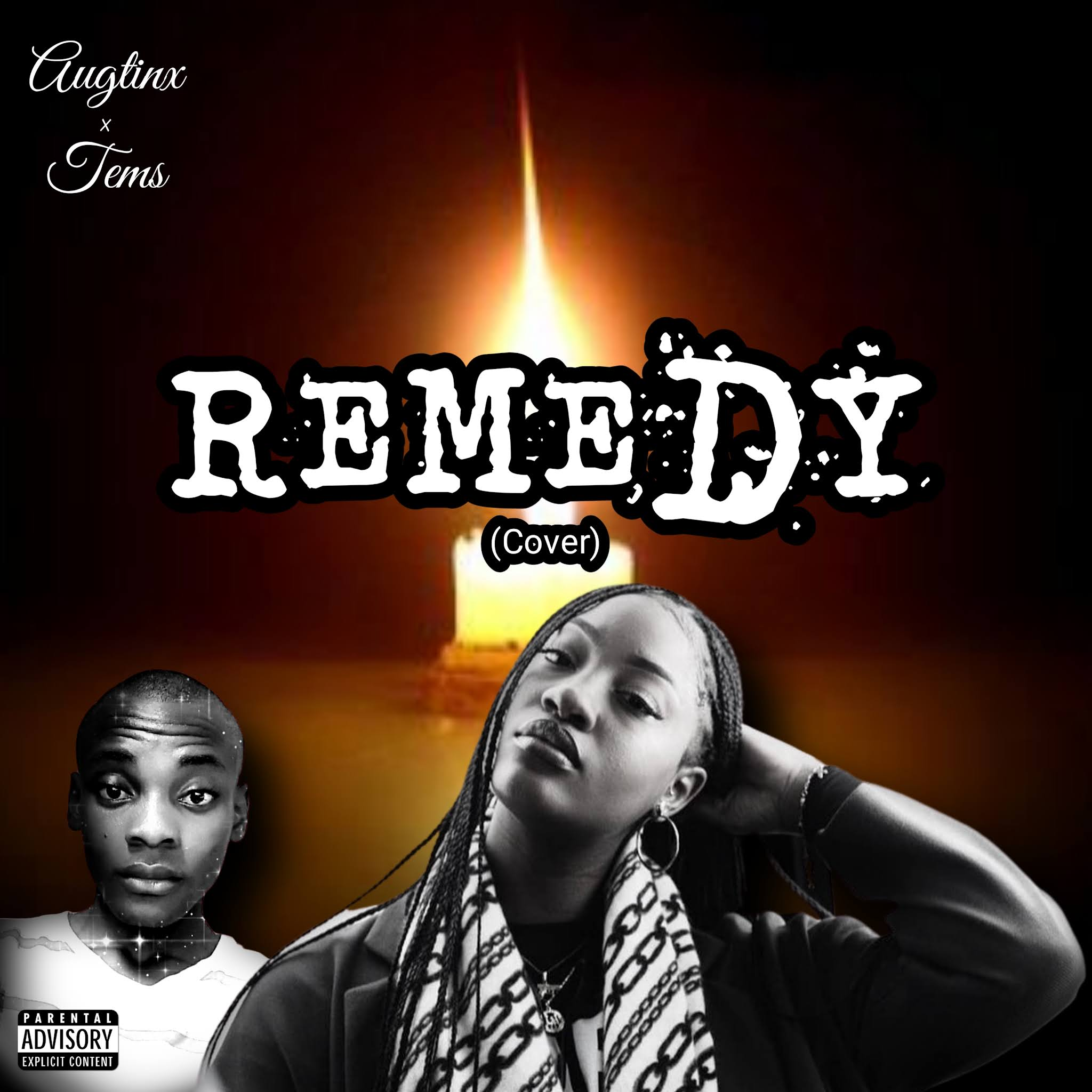 Augtinx - Remedy (Cover) ft. Tems