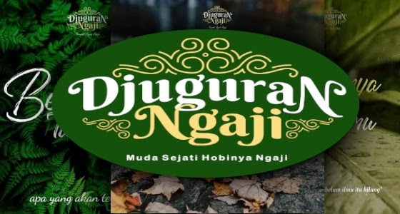 3 Gambar Kata Mutiara Islami Penyejuk Hati dan Jiwa dari Djuguran Ngaji