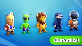 Download Stumble Guys MOD Apk Latest Version 2021