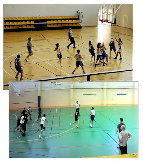 Baloncesto Loyola Aranjuez