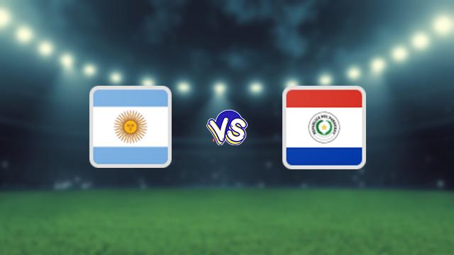نتيجة مباراة الأرجنتين وباراجواي اليوم 08-10-2021 في تصفيات امريكا الجنوبيه المؤهله لكاس العالم