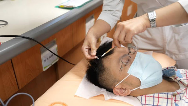 彰化男子針灸返家驚見遺針 彰基中醫部檢討人為疏失加強訓練
