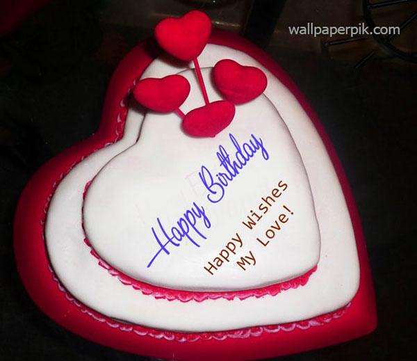 beautiful birthday cake images for  girlfriend