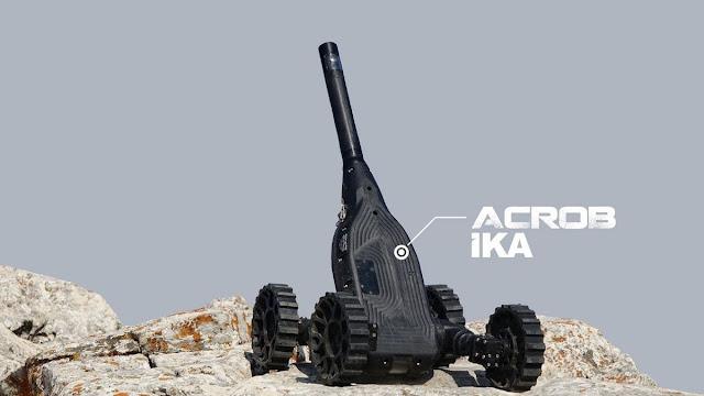 Militer Turki mulai Gunakan Kendaraan Darat Tak Berawak