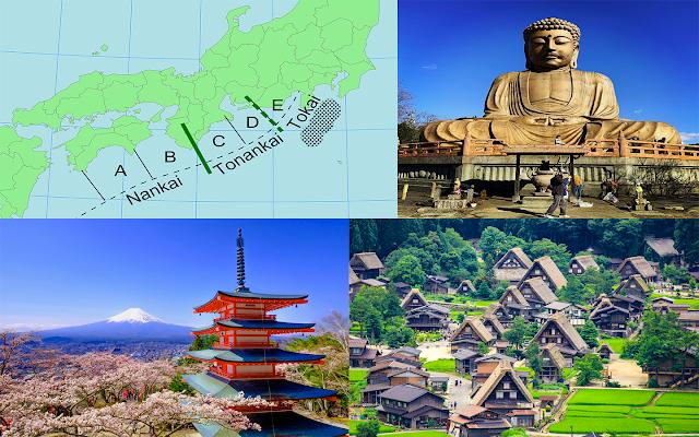 Chubu region Japan