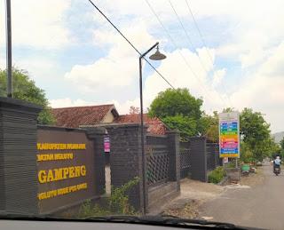 Diduga Sarat Pungli, Program Pra PTSL Desa Gampeng Tarik 700 ribu per bidang.
