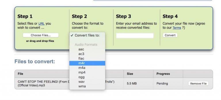 Konversikan File Anda Ke Nada Dering Apple Tanpa Itunes