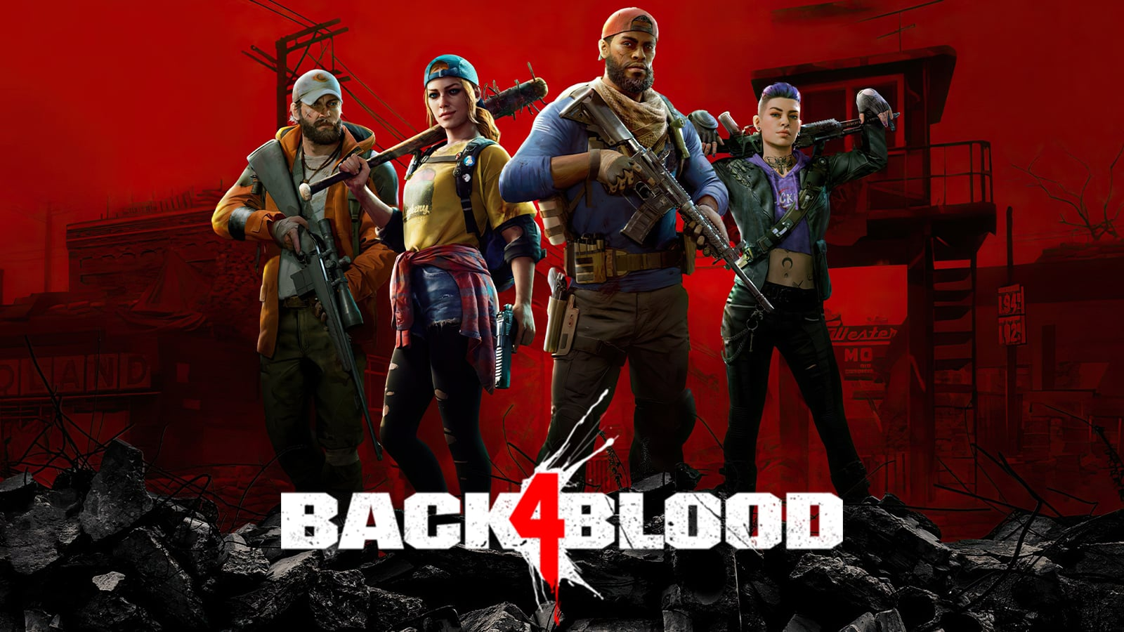 Back 4 Blood Guide How do you get supply points?